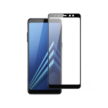 قیمت خرید محافظ صفحه نمایش دور چسب گوشی Samsung A8 Plus 2018
