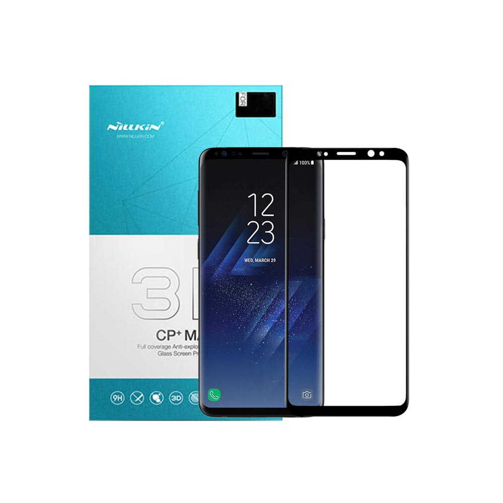 قیمت خرید گلس 3D نیلکین گوشی سامسونگ Nillkin CP+ 3D Samsung S9