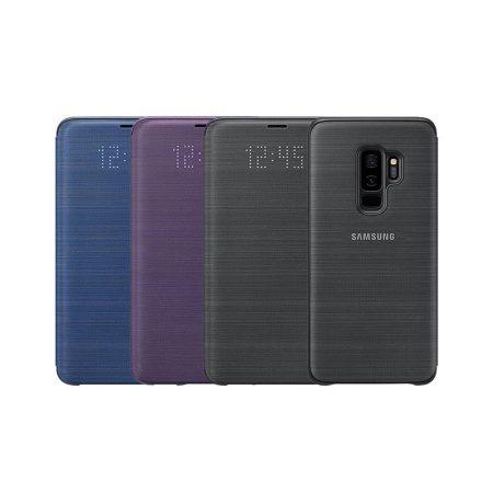 قیمت خرید کیف هوشمند گوشی سامسونگ Galaxy S9 LED View