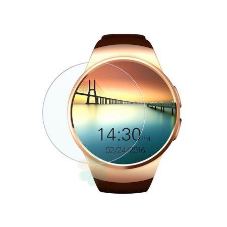 قیمت خرید محافظ صفحه گلس ساعت هوشمند KingWear KW18
