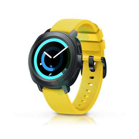 خرید بند سیلیکونی ساعت سامسونگ گیر اسپورت Gear Sport Silicone Band