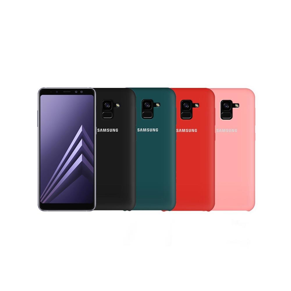 قیمت خرید قاب محافظ سیلیکونی گوشی سامسونگ Samsung Galaxy A8 2018