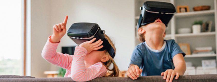 راهنمای خرید عینک واقعیت مجازی برای کودکان