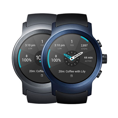 لوازم جانبی LG Watch Sport