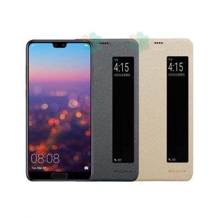 قیمت خرید کیف نیلکین گوشی هواوی Nillkin Sparkle Huawei P20 Pro