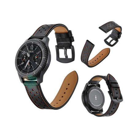 قیمت خرید بند چرمی ساعت هوشمند Samsung Gear S3