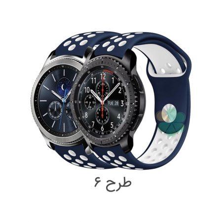 قیمت خرید بند ساعت سامسونگ Gear S3 مدل سیلیکون طرح نایک