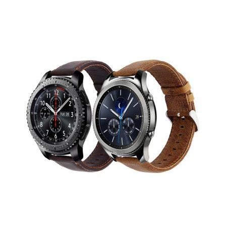 قیمت خرید بند چرمی ساعت هوشمند سامسونگ Gear S3