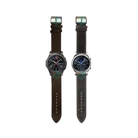 قیمت خرید بند چرمی ساعت Samsung Gear S3