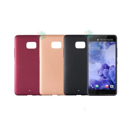 قیمت خرید کاور ژله ای گوشی HTC U Ultra برند X-Level