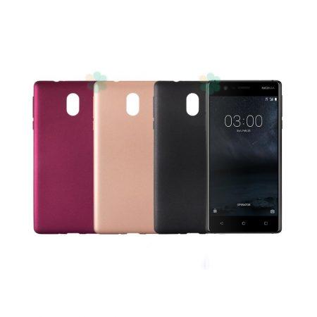 قیمت خرید کاور ژله ای گوشی نوکیا 3 - Nokia 3 برند X-Level