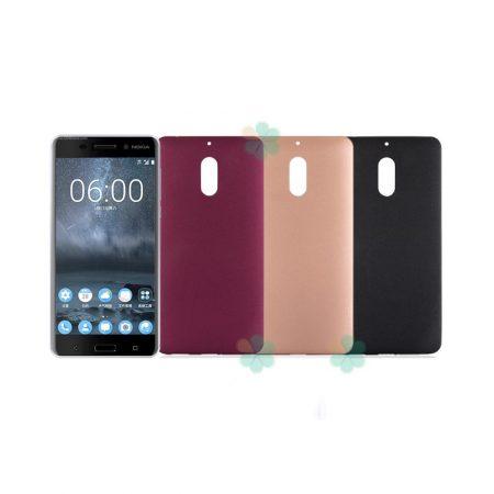 قیمت خرید کاور ژله ای گوشی نوکیا Nokia 6
