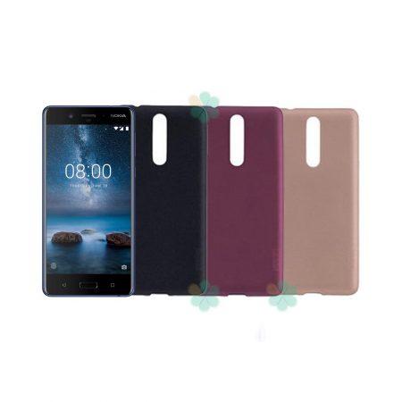 قیمت خرید کاور ژله ای گوشی نوکیا Nokia 8