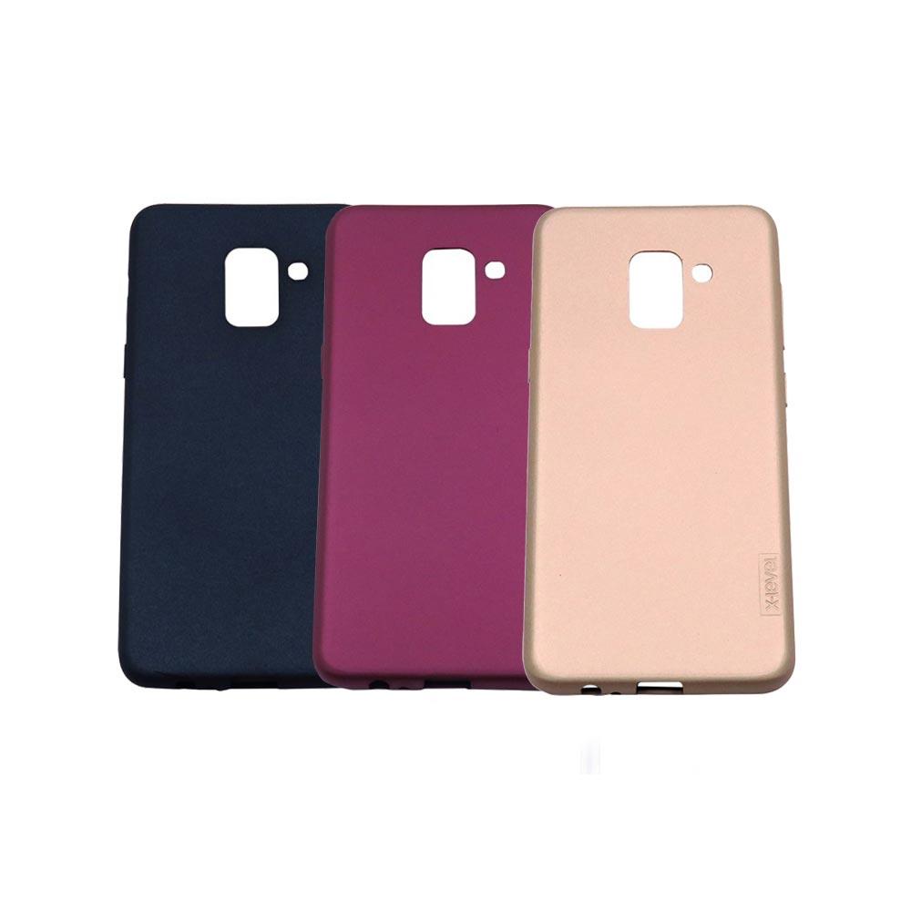 قیمت خرید کاور ژله ای گوشی سامسونگ Samsung Galaxy A8 2018 برند X-Level