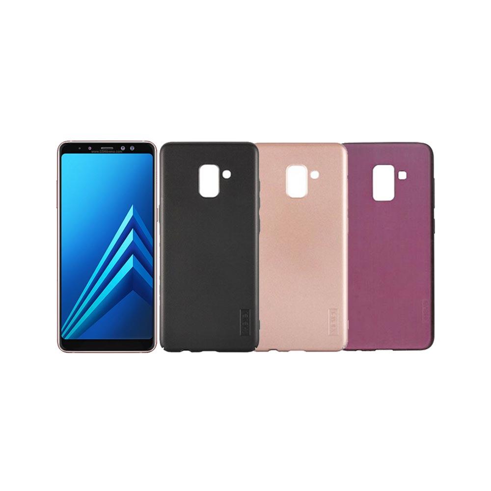 قیمت خرید کاور ژله ای گوشی سامسونگ Samsung A8 plus 2018