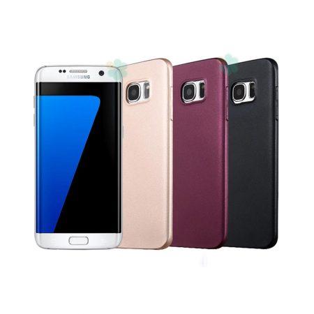 قیمت خرید کاور ژله ای گوشی سامسونگ Samsung S7 Edge برند X-Level