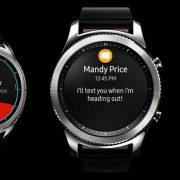 گمانه زنی های در مورد مشخصات فنی و قیمت Gear S4