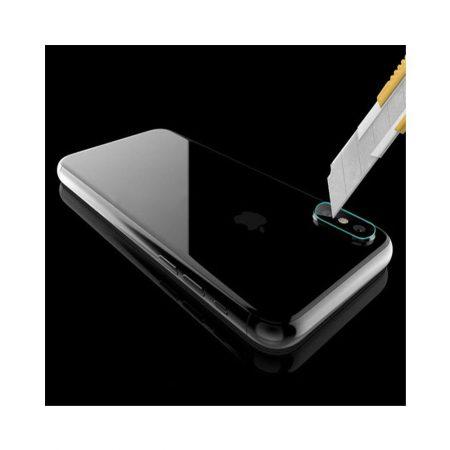 قیمت خرید محافظ لنز دوربین شیشه ای آیفون 10 / iPhone X برند COTEetCI