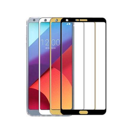 قیمت خرید محافظ صفحه نمایش دور چسب ال جی جی 6 - LG G6