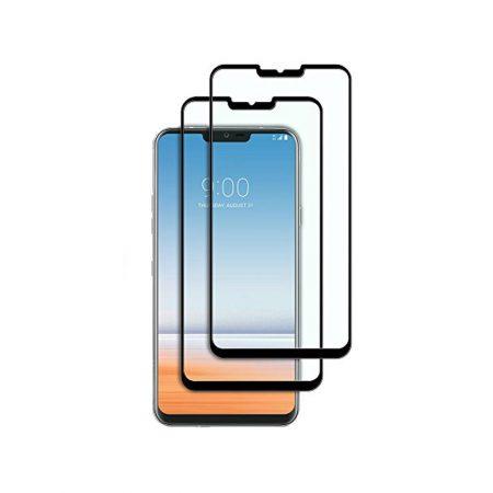 قیمت خرید محافظ صفحه نمایش دور چسب گوشی ال جی LG G7 ThinQ