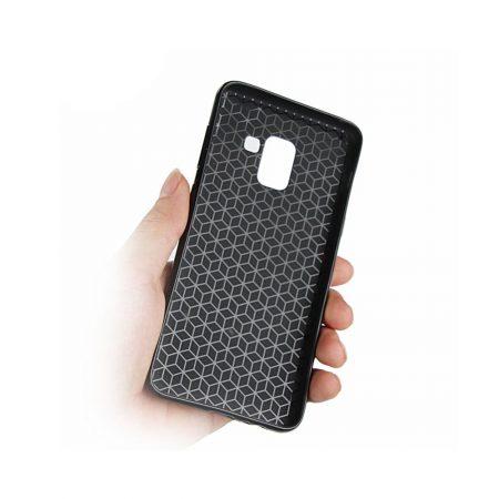 قیمت و خرید کاور ژله ای گوشی Samsung A8 Plus 2018 مدل هوانمین