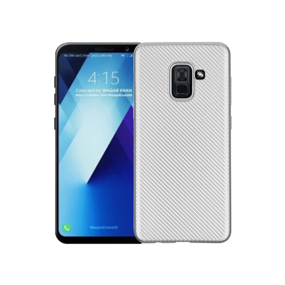 قیمت و خرید کاور ژله ای گوشی Samsung Galaxy A8 2018 مدل هوانمین