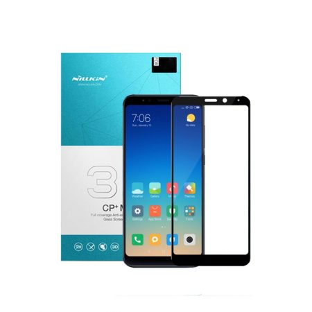 قیمت خرید گلس 3D نیلکین گوشی Nillkin CP+ 3D Xiaomi Redmi Note 5