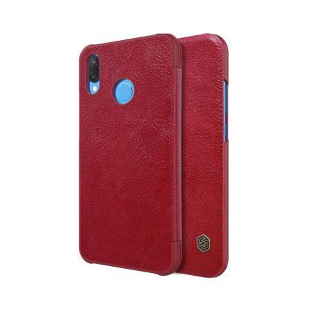 قیمت خرید کیف چرمی نیلکین گوشی هواوی Nillkin Qin Huawei P20 Lite