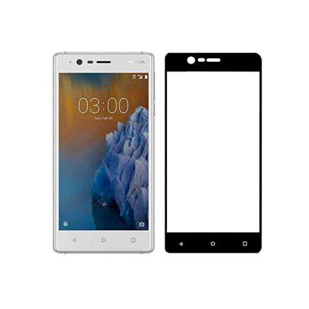 قیمت خرید گلس محافظ تمام صفحه گوشی نوکیا 3 - Nokia 3
