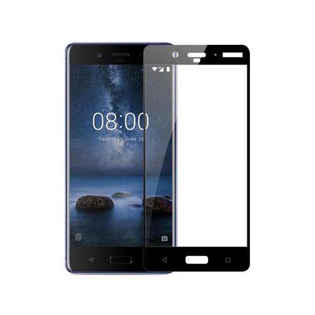 قیمت خرید گلس محافظ تمام صفحه گوشی نوکیا 8 - Nokia 8