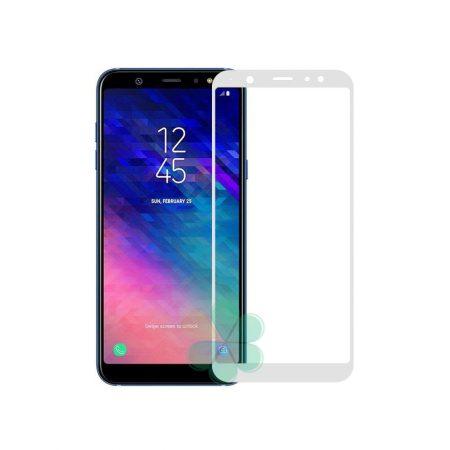 قیمت خرید گلس محافظ تمام صفحه گوشی Samsung Galaxy A6 2018