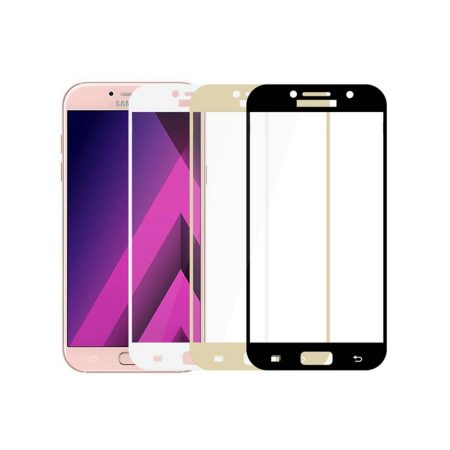 قیمت خرید گلس محافظ تمام صفحه گوشی Samsung Galaxy A7 2017