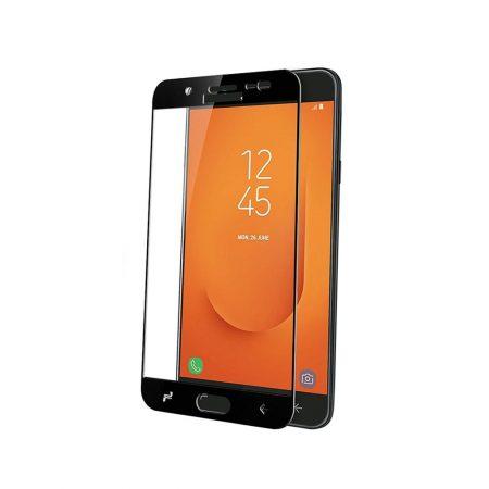قیمت خرید گلس محافظ تمام صفحه گوشی سامسونگ Samsung J7 Prime 2 2018