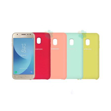 قیمت خرید قاب محافظ سیلیکونی گوشی سامسونگ Samsung Galaxy J3 Pro