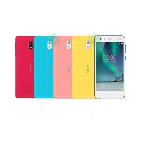 قیمت خرید قاب محافظ سیلیکونی گوشی نوکیا 2 - Nokia 2
