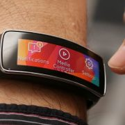 مشخصات Gear Fit Plus