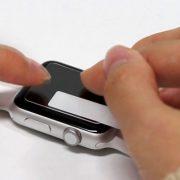 آموزش ویدیویی نصب گلس اپل واچ