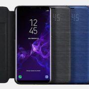نقد و بررسی ویدیویی کیف هوشمند LED Wallet Cover سامسونگ S9