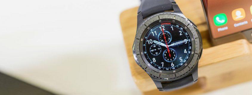 آموزش ویدیویی نصب گلس ساعت هوشمند سامسونگ Gear S3