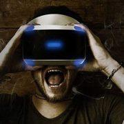 تجربه ترس واقعی با عینک واقعیت مجازی