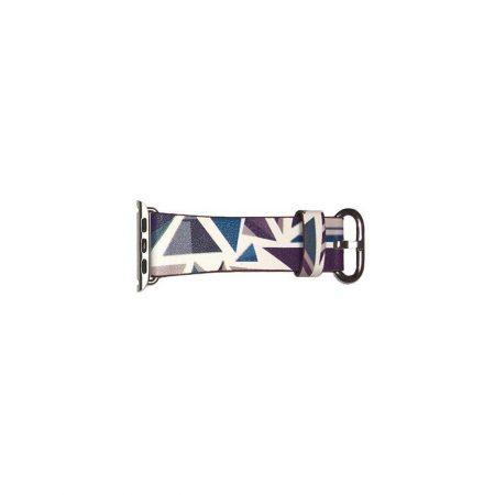 قیمت خرید بند چرمی ساعت اپل واچ 42 میلی متر مدل Fashion Lattice