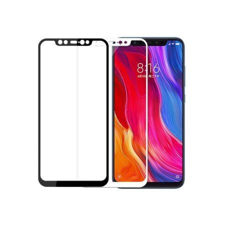 قیمت خرید محافظ صفحه نمایش دور چسب گوشی Xiaomi Mi 8