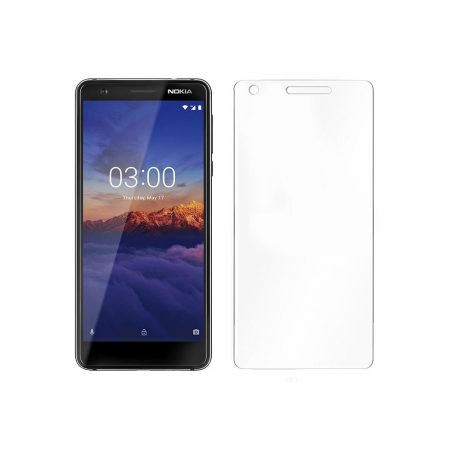 قیمت خرید محافظ صفحه گلس گوشی نوکیا 3.1 - Nokia 3.1