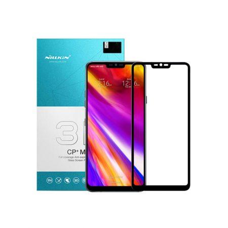 قیمت خرید گلس 3D نیلکین گوشی ال جی LG G7 ThinQ مدل CP+ Max