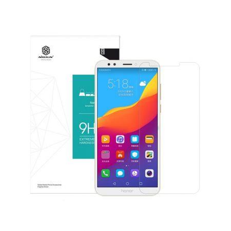 قیمت خرید گلس نیلکین گوشی Huawei Y7 Prime 2018 مدل Amazing H