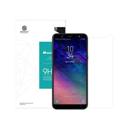 قیمت خرید گلس نیلکین گوشی Samsung A6 Plus 2018 مدل Amazing H