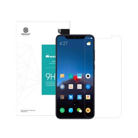 قیمت خرید گلس نیلکین گوشی شیائومی Xiaomi Mi 8 مدل Amazing H