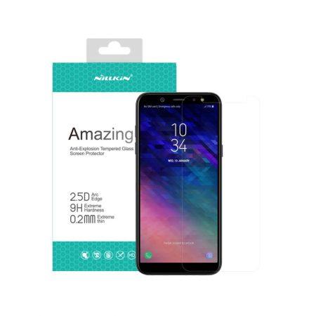 قیمت خرید گلس نیلکین گوشی Samsung Galaxy A6 2018 مدل H+ Pro