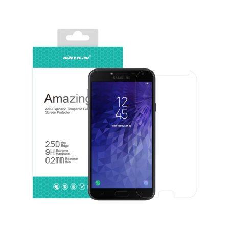 قیمت خرید گلس نیلکین گوشی Samsung Galaxy J4 مدل Amazing H+ Pro