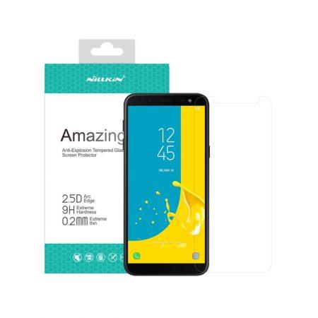 قیمت خرید گلس نیلکین گوشی Samsung Galaxy J6 مدل Amazing H+ Pro